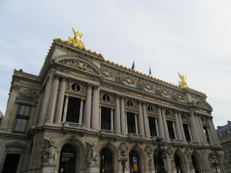 paris operahouse